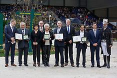 WBFSH prize giving - Geneva 2015