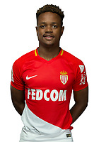 Pierre Daniel Nguinda Ndiffon during Photoshooting of Monaco for new season 2017/2018 on September 28, 2017 in Monaco, France. (Photo by Chateau/Asm/Icon Sport)