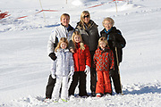 Fotosessie met de koninklijke familie in Lech /// Photoshoot with the Dutch royal family in Lech .<br />