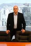 Belo Horizonte_MG, Brasil.<br /> <br />  Jefferson De Paula, diretor Vice-Presidente Senior da ArcelorMittal.<br /> <br /> Jefferson De Paula, Director Vice President of ArcelorMittal.<br /> <br /> Foto: HUGO CORDEIRO  / NITRO