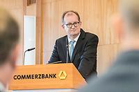 18 JUN 2018, BERLIN/GERMANY:<br /> Martin Zielke, Vorstandsvorsitzender Commerzbank AG, Veranstaltung Wirtschaftsforum der SPD: &quot;Finanzplatz Deutschland 2030 - Vision, Strategie, Massnahmen!&quot;, Haus der Commerzbank<br /> IMAGE: 20180618-01-061