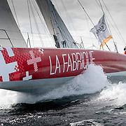 2016 Un Vendée pour la Suisse / Alan Roura