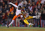 NCAA Football - Oklahoma State v Iowa State - November 18, 2011