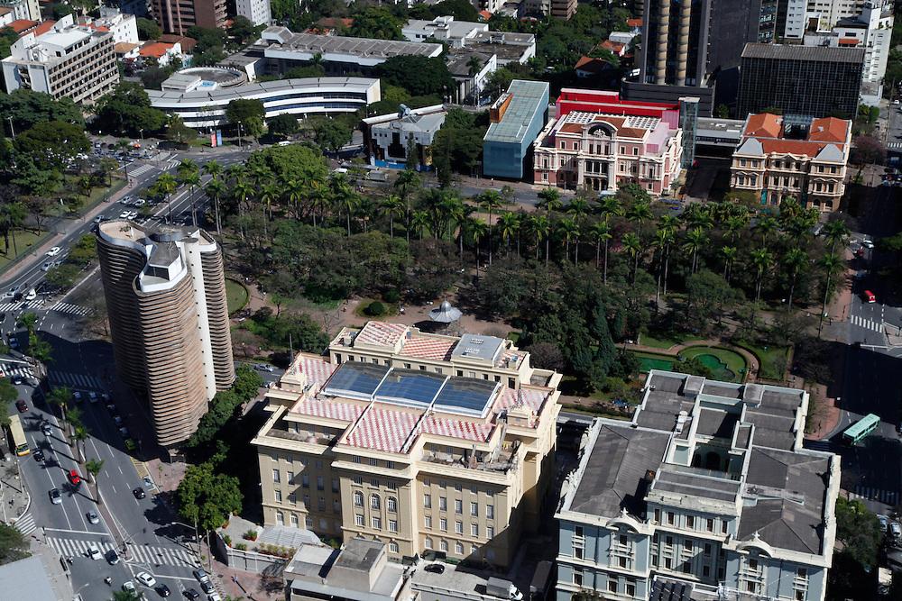 Belo Horizonte_MG, Brasil.<br /> <br /> Circuito Cultural Praca da Liberdade em Belo Horizonte, Minas Gerais.<br /> <br /> The Liberdade Square Cultural Circuit in Belo Horizonte, Minas Gerais.<br /> <br /> Foto: JOAO MARCOS ROSA / NITRO