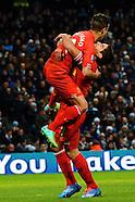 Manchester City v Liverpool 261213
