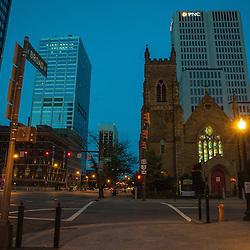 Downtown Columbus June 15, 2014. (Christina Paolucci, photographer)