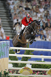 Lamaze Eric - Hickstead<br /> Olympic Games Hong Kong 2008<br /> Photo © Dirk Caremans - Hippo Foto
