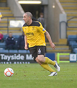 Livingston's Mark Fotheringham - Dundee v Livingston, IRN BRU Scottish Football League, First Division at Dens Park - ..© David Young - .5 Foundry Place - .Monifieth - .Angus - .DD5 4BB - .Tel: 07765 252616 - .email: davidyoungphoto@gmail.com.web: www.davidyoungphoto.co.uk