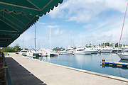 La marina  de Sherman Bay, ubicado en la provincia de Colon,  fue creado por los Estados Unidos en 1999. Actualmente es una marina de primera clase, cual tiene capacidad para barcos y megayates, tambien cuenta con otros servicios como el de hotel y restaurantes. Panamá. 30 de septiembre de 2011. (Victoria Murillo/Istmophoto)