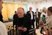 WILLIAM TILLYER, William Tillyer, 80th birthday exhibition. Bernard Jaconson. 28 Duke st. SW1 25 September 2018