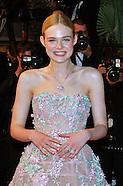 Elle Fanning & Bella Heathcote - Cannes