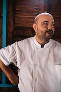 Chef Joannès Rivière at Cuisine Wat Damnak, Siem Reap