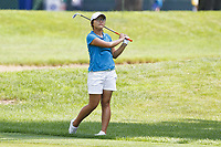 Bildnummer: 14021057  Datum: 18.07.2013  Copyright: imago/Icon SMI<br /> 18 July 2013: Amateur Lydia Ko, of New Zealand, watches her approach shot to the 10th green during the first round of the inaugural LPGA Golf Damen Marathon Classic presented by Owens Corning and Owens-Illinois at Highland Meadows Golf Club in Sylvania, Ohio. GOLF: JUL 18 LPGA Golf Damen - Marathon Classic - First Round <br /> <br /> Norway only