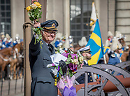 King Carl Gustaf's 71th birthday celebration, Stockholm 30-04-2017