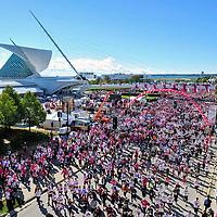 Kohls Women Walk in Milwaukee