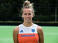 UTRECHT - Lieke Hulsen.  Trainingsgroep Nederlands Hockeyteam dames in aanloop van het WK   COPYRIGHT  KOEN SUYK