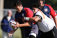 Match 5, Armed Forces Rugby Championship, 25 Oct 06, USMC (51) vs. USCG (10)