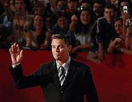 """Roma, 15/10/2006: """"Festa del Cinema di Roma"""", actori Leonardo di Caprio."""