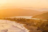 Stinson Beach in Marin County, California