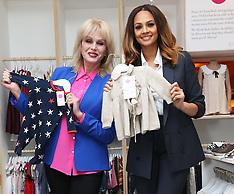 MAR 06 2014 M&S pop-up children's wear shop