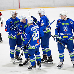 20180408: SLO, Ice Hockey - Friendly match, Slovenia vs Croatia
