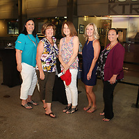 Karen Hartwig, Donna Ajzelib, Pat Jackson, Suzanne McGauley, April Hartwig