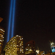 Tribute in Light, New York City, NYC