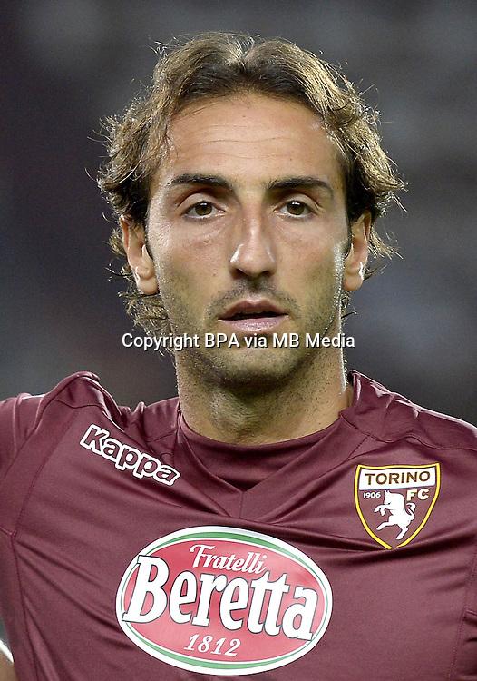 Italian League Serie A -2014-2015 / <br /> ( Torino FC  ) - <br /> Emiliano Moretti