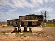 Old Wildwood Plantation gas pumps located outside Greenwood Mississippi inthe Delta part of a series of Delta winter photos..(Photo/© Suzi Altman) I have photographed the Mississippi Delta for over a decade. Including the rich cultural heritage, the deep religious roots and the music the land produces. ©SuziAltman