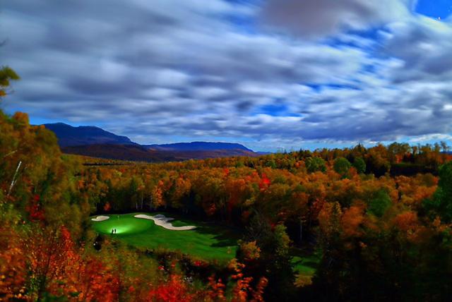 Sugarloaf Golf Club on October 9, 2014