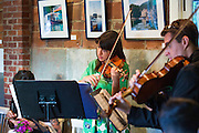 AFO Food and Music Night for the Walton Arts Center Artosphere on Thursday, June 25, 2015, in Fayetteville, Arkansas.