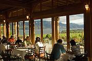 Old Vines Restaurant , Quail's Gate Winery, Okanagan, British Columbia, Canada