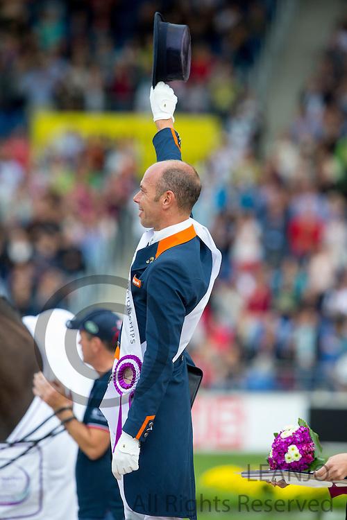Hans Peter Minderhoud - Glock's Johnson TN thirth Grand Prix Special<br /> FEI European Championships Aachen 2015<br /> &copy; DigiShots