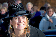 QUEEN MAXIMA IN JOURE