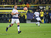 Toby Alderweireld of Tottenham Hotspur during the Champions League round of 16, leg 2 of 2 match between Borussia Dortmund and Tottenham Hotspur at Signal Iduna Park, Dortmund, Germany on 5 March 2019.