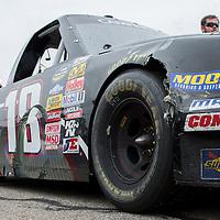 Rockingham Speedway Truck Race