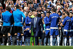 Leicester City Manager Claudio Ranieri - Mandatory byline: Jason Brown/JMP - 15/05/2016 - FOOTBALL - London, Stamford Bridge - Chelsea v Leicester City - Barclays Premier League