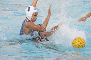 Waterpolo GRE - ITA  (?:?) Gold Medal Match, Women....blau 10....Photo by PATRICK B. KRAEMER (Photo by Patrick B. Kraemer / MAGICPBK)