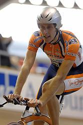 29-12-2006 WIELRENNEN: NK BAANRENNEN 2006: ALKMAAR<br /> Eelke van der Wal<br /> ©2006-WWW.FOTOHOOGENDOORN.NL