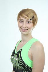 Nina Cuk na izboru za Miss Sporta Slovenije 2015, on January 21, 2015 in Bled, Slovenia. Photo by Vid Ponikvar / Sportida