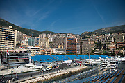 May 24-27, 2017: Monaco Grand Prix. Atmosphere in Monaco