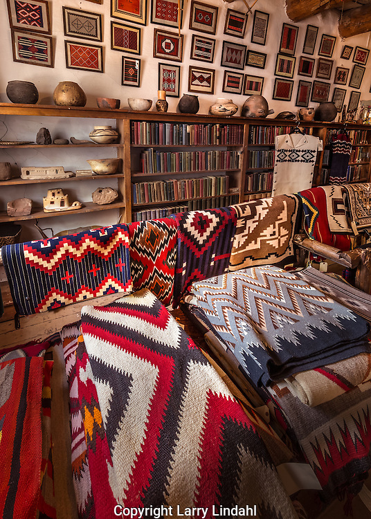 Hubbell Trading Post, National Historic Site,<br /> Ganado, Arizona