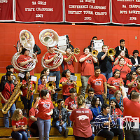 01-27-17 Green Forest Band (GF BB vs Yellville)