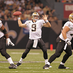 10-12-2008 Oakland Raiders at New Orleans Saints