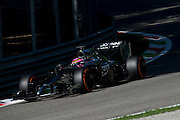 September 4-7, 2014 : Italian Formula One Grand Prix - Jenson Button (GBR), McLaren-Mercedes
