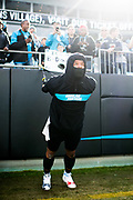 November 25, 2018. Panthers vs Seahawks. Cam Newton, Quarterback