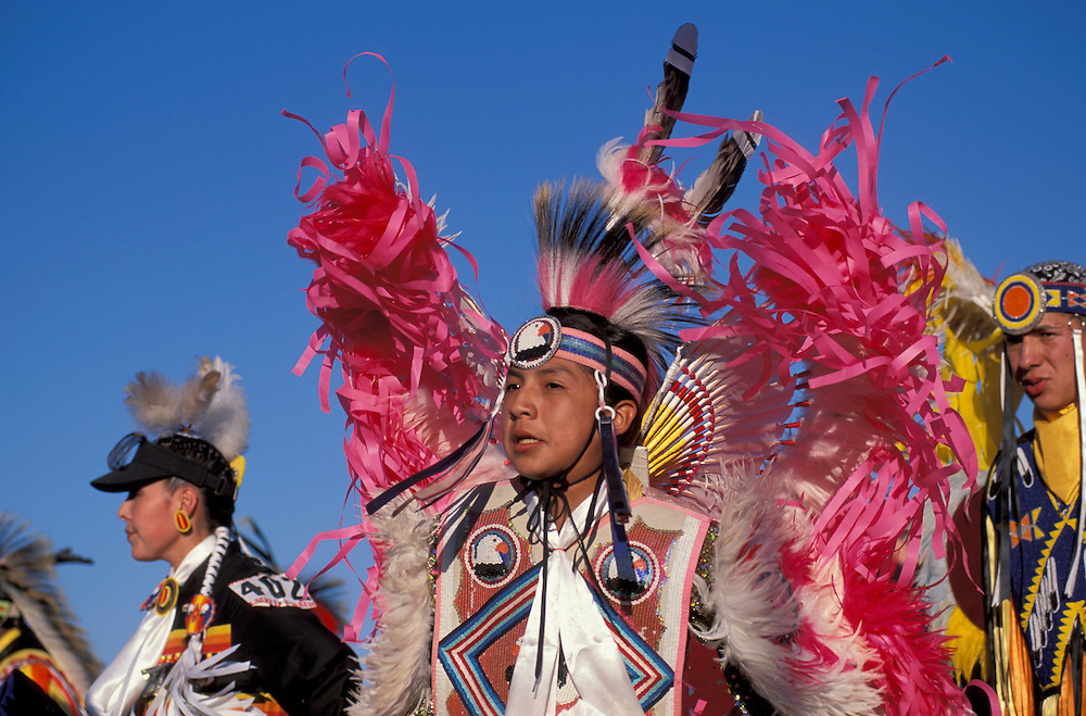 North American Indian days, Pow Wow, Browning, Montana,USA