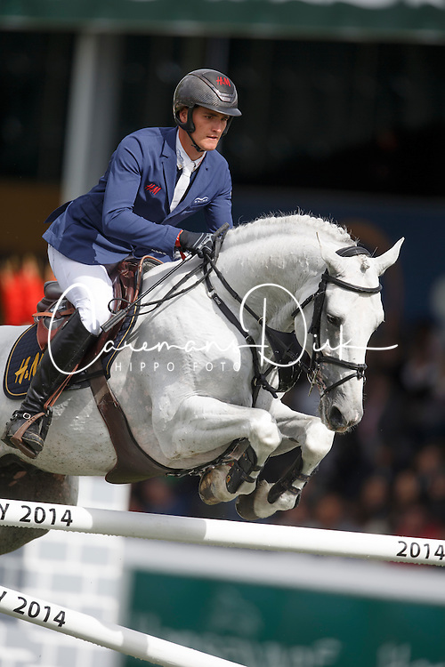Philippaerts Olivier, (BEL), Cabrio vd Heffinck <br /> CP International Grand Prix presented by Rolex<br /> Spruce Meadows Masters - Calgary 2015<br /> © Hippo Foto - Dirk Caremans<br /> 13/09/15