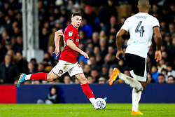 Tommy Rowe of Bristol City - Rogan/JMP - 07/12/2019 - Craven Cottage - London, England - Fulham v Bristol City - Sky Bet Championship.