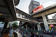 Zaha Hadid's Central Embassy Shopping and Office Complex in Chit Lom Bangkok